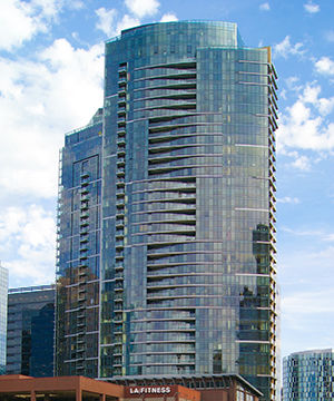 Bellevue Towers Project Image